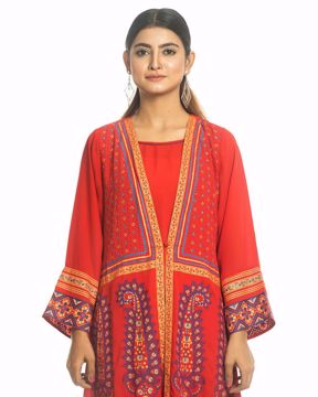 Picture of Double Part Style Ethnic Kurti