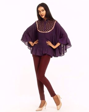 Picture of Frilled Layered Top