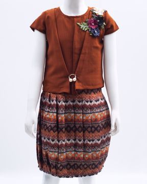 Picture of GIRLS SKIRT TOP