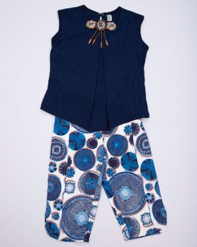 Picture of GIRLS FASHION TOP WITH BOTTOM (IN) (2Y) (3-4Y)