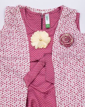 Picture of GIRLS WOVEN 2PCS(IN) (2Y) (3-4Y)
