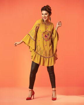 Picture of Womens Cape Top