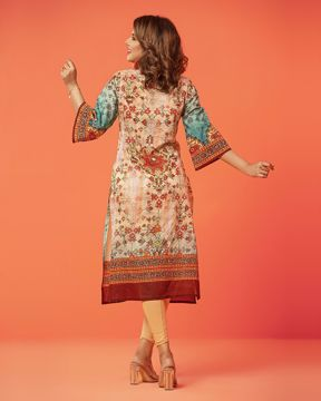 Picture of A-line Kurti