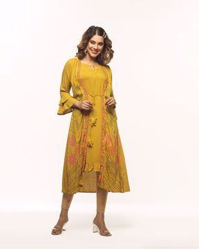 Picture of Double Layered Long Kurti