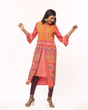 Picture of Double Part Long Kurti