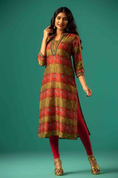 Picture of Ethnic Long Kurti