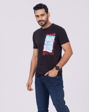 Picture of MENS KNIT T-SHIRT