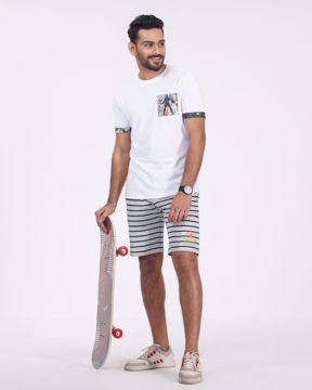 Picture of Mens Comfort Knit  Shorts