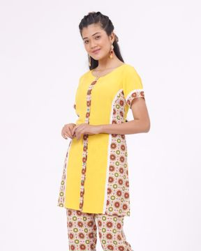 Picture of Womens woven comfort wear 2pcs