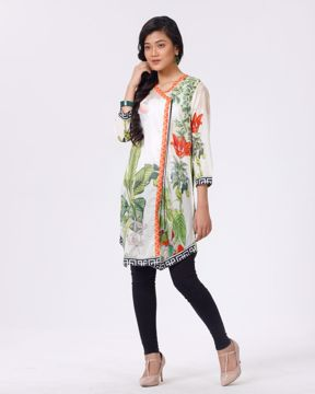 Picture of Womens Short length kurti