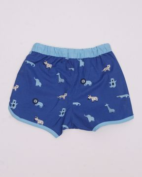 Picture of NEWBORN BOYS WOVEN SHORT PANT