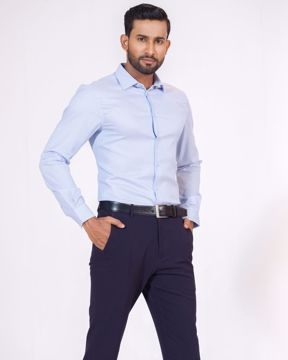Picture of Mens Business Formal Shirt