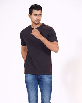 Picture of MENS KNIT T-SHIRT (H/S)
