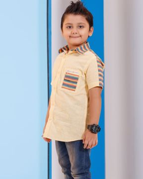 Picture of Boy's Casual Shirt  (7-10 Years)