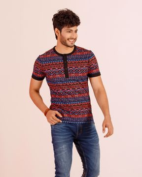 Picture of Henley T-shirt
