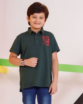 Picture of Boys Polo (7-10 Years)