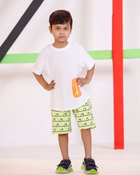 Picture of BOYS KNIT T-SHIRT (3-4Y) (5-6Y)