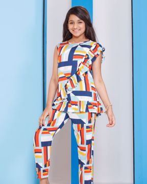 Picture of GIRLS WOVEN 2PCS  (7-10 Years )