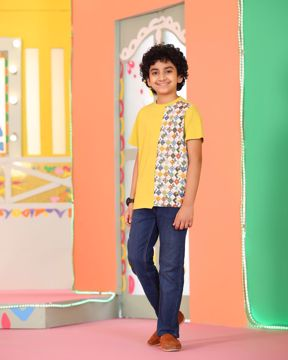 Picture of Boys Knit T-shirt