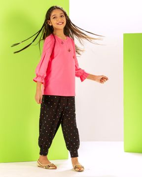 Picture of Girls Knit Short Tops (7-10 Years)