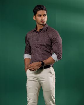 Picture of Mens Fashion Express Shirt