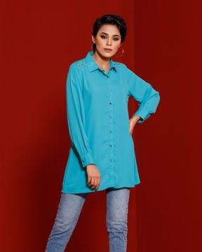 Picture of Womens  Shirt With Long Sleeve