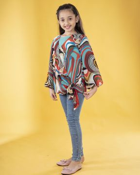 Picture of Girls short Tops (7-10 Years)