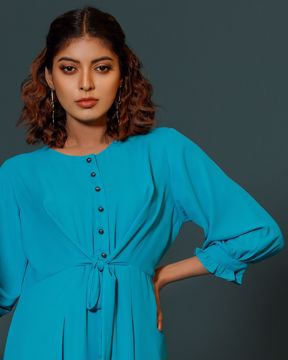 Picture of Womens Fashion Long Top