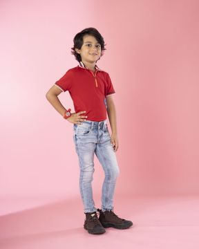 Picture of Boy's Denim Pant