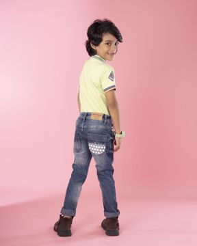Picture of Boys Denim Pant (3-6 Year)