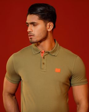 Picture of Mens Fashion Polo