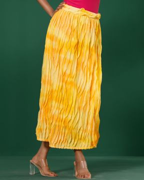 Picture of Womens A-line fashion skirt