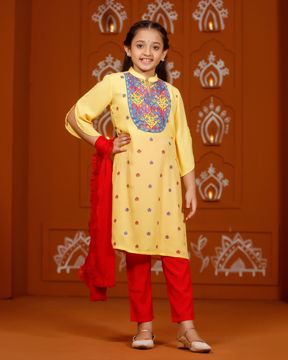 Picture of Girls 3pcs (3 - 6 Years)