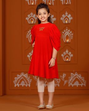 Picture of Girls Woven Kurtis (3-6 Year)