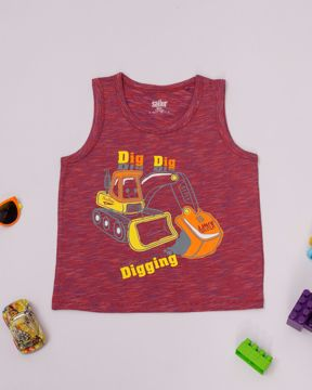 Picture of Boys Knit Tank Top (3-6 Years)