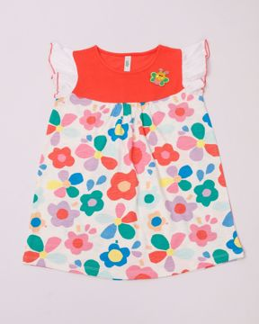 Picture of Girls knit Frock (7-10 Years)