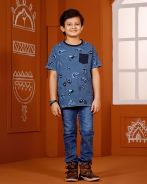 Picture of Boys T-Shirt (7-10 Years)