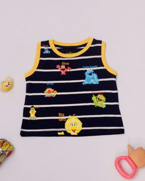 Picture of Newborn Boys Tank Top (3-6 Years)