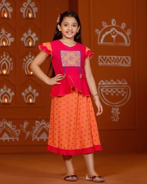 Picture of Girls Skirt Tops (7-10 Years)