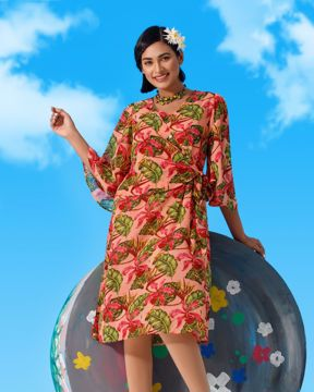 Picture of Womens Fashion Knot Top