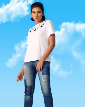 Picture of Womens Casual T-shirt
