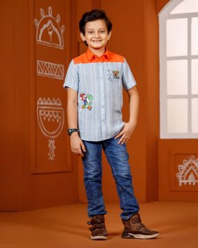 Picture of Boys Casual Shirt (3-6 Years)