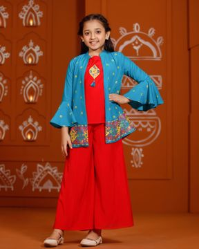 Picture of Girls Fusion Suit Set (7 - 10 Years)