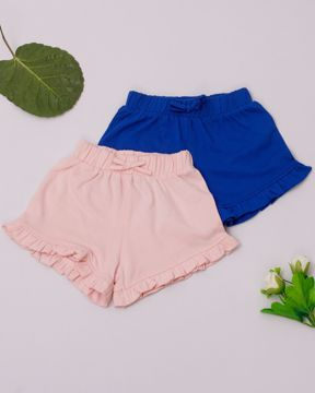 Picture of Newborn Girls Knit Short Pant Set (1-2 Years)