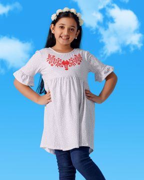 Picture of Girls Knit Tops (7-10 Years)